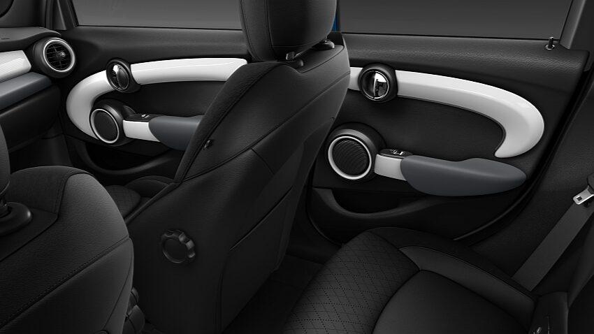 MINI Cooper S 5 Kapı elips kapı tasarımı