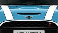 MINI Cooper S 5 Kapı hava kanallı motor kaputu