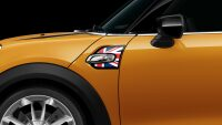 MINI Cooper S 3 Door Union Jack Side Scuttles