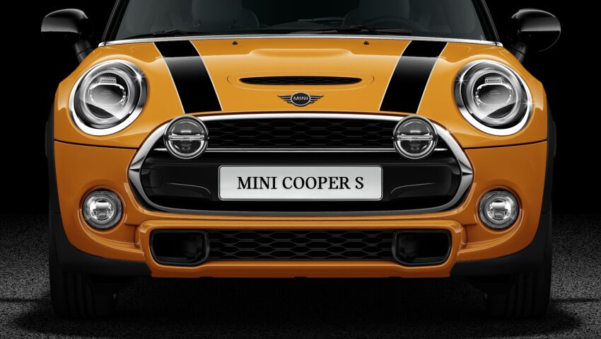 MINI Cooper S 3 Door LED lights