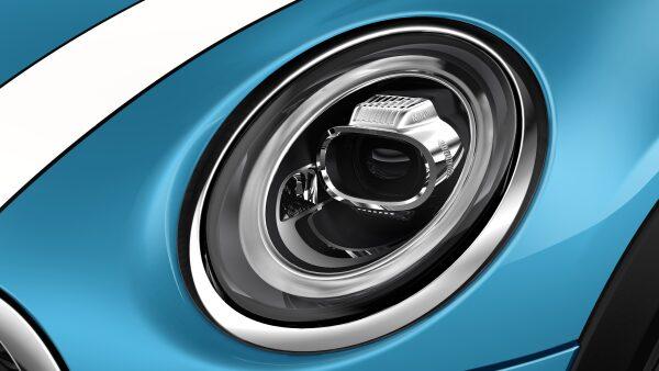 MINI Cooper S Hatch 5-Door LED lights