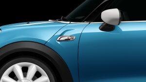 MINI Cooper S Hatch 5-Door side scuttles