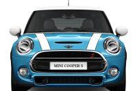 MINI Cooper S Hatch 5-Door front profile