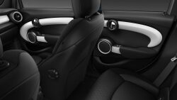 MINI Cooper S Hatch 5-Door door ellipse design