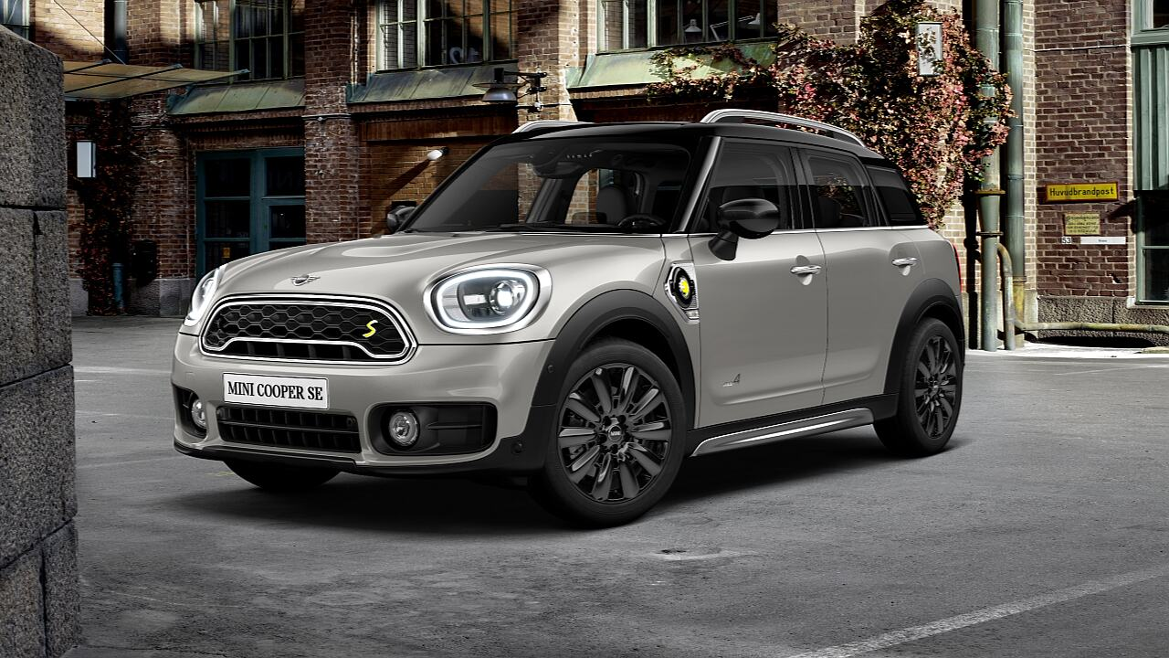 MINI Countryman - hero ELECTRIC.