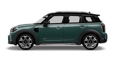 MINI COUNTRYMAN - меню