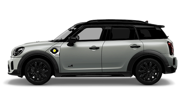 MINI Cooper SE Countryman ALL4 – mini countryman hybrid – benzynowa hybryda