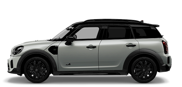 MINI Cooper SE Countryman ALL4 – mini countryman hybride – hybride essence électrique