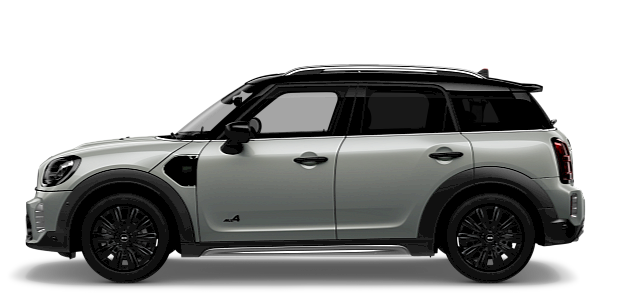 MINI Cooper SE Countryman ALL4 – mini countryman hybrid – petrol electric hybrid