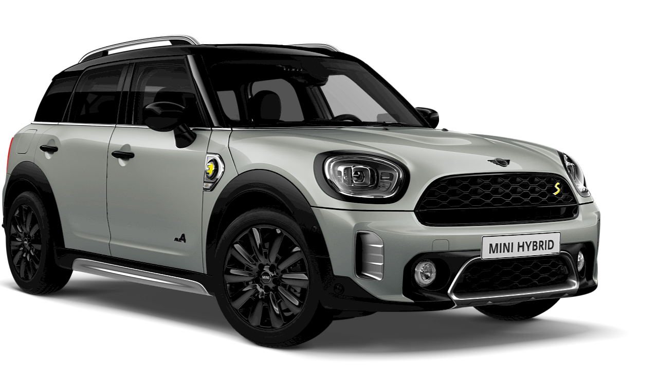 MINI COUNTRYMAN PLUG-IN HYBRID – MINI COOPER SE COUNTRYMAN ALL4