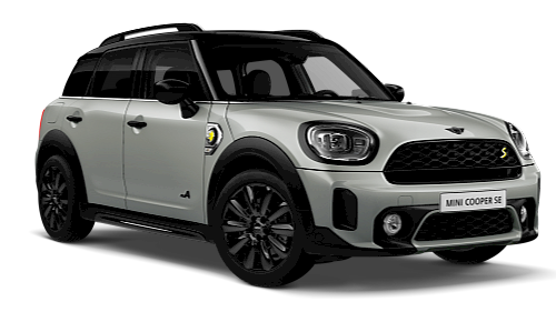 MINI COUNTRYMAN PLUG-IN-HYBRID – MINI COOPER SE COUNTRYMAN ALL4