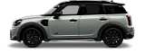 MINI Countryman SE side view