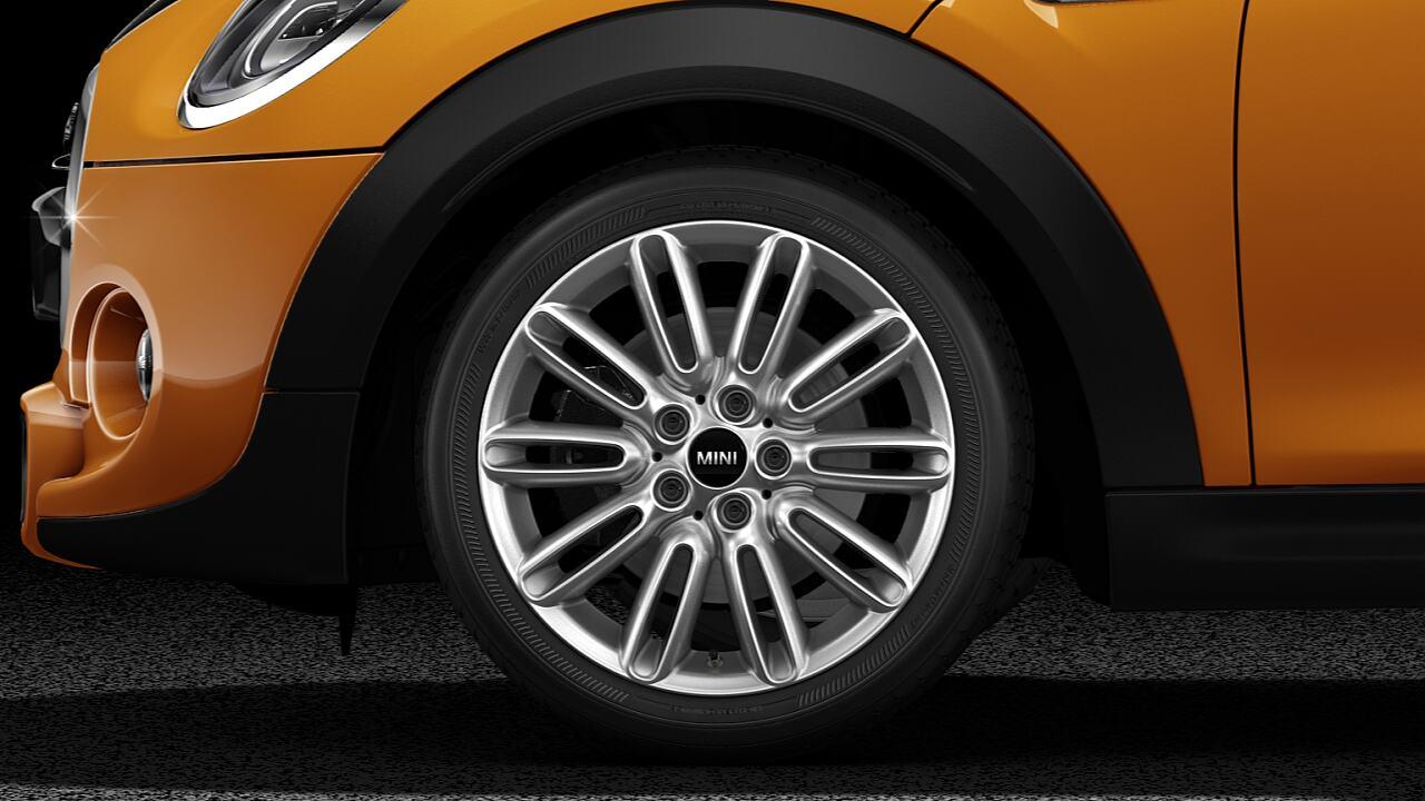 MINI Cooper S 3 CỬA Bánh xe Hợp kim nhôm nhẹ