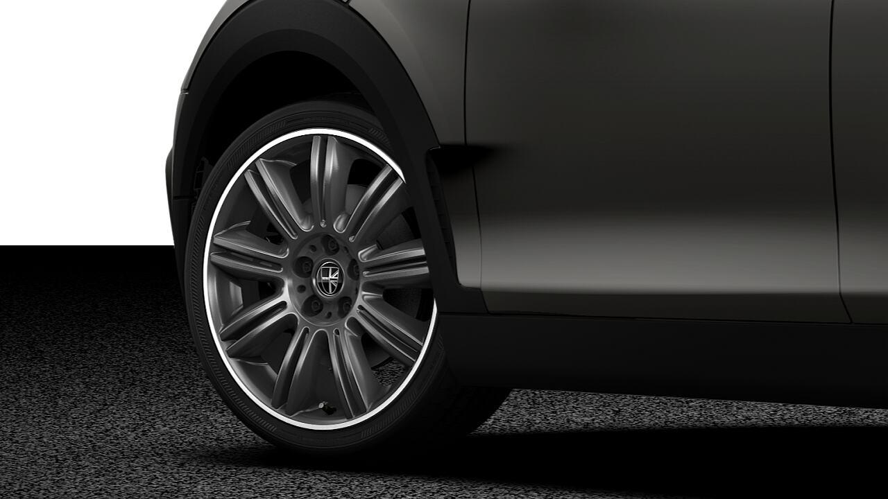 Thiết bị thông gió của MINI Cooper S Clubman