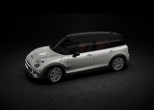 MINI Cooper S Clubman  side profile