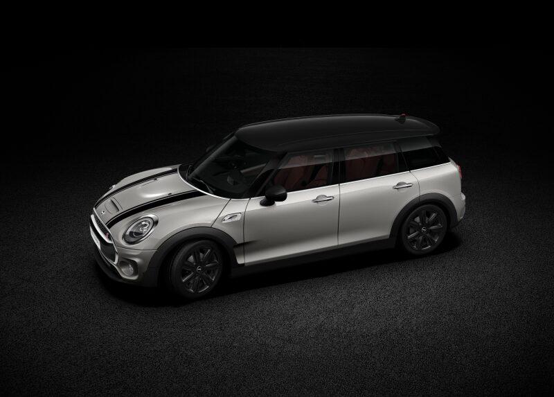 MINI Cooper S Clubman  side profile