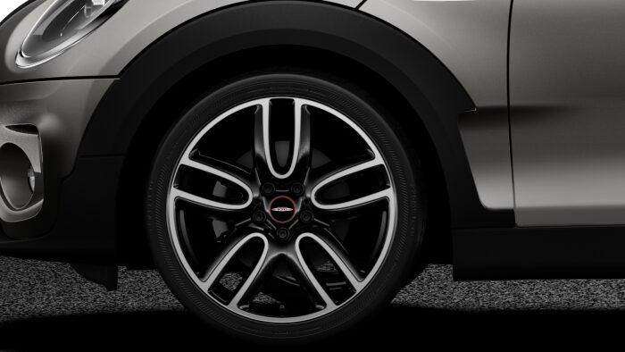 "MINI Cooper S Clubman 19"" 2-tone wheels"
