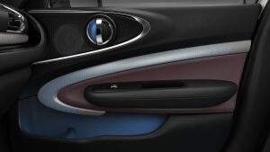 MINI Cooper S Clubman illuminated door Bezels
