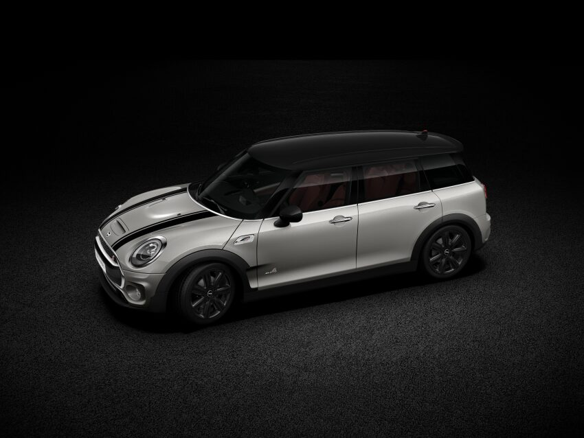 MINI Cooper S Clubman ALL4 dimensions