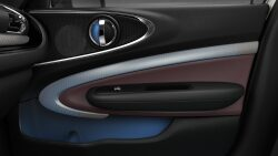 MINI Cooper S Clubman ALL 4 illuminated door bezels