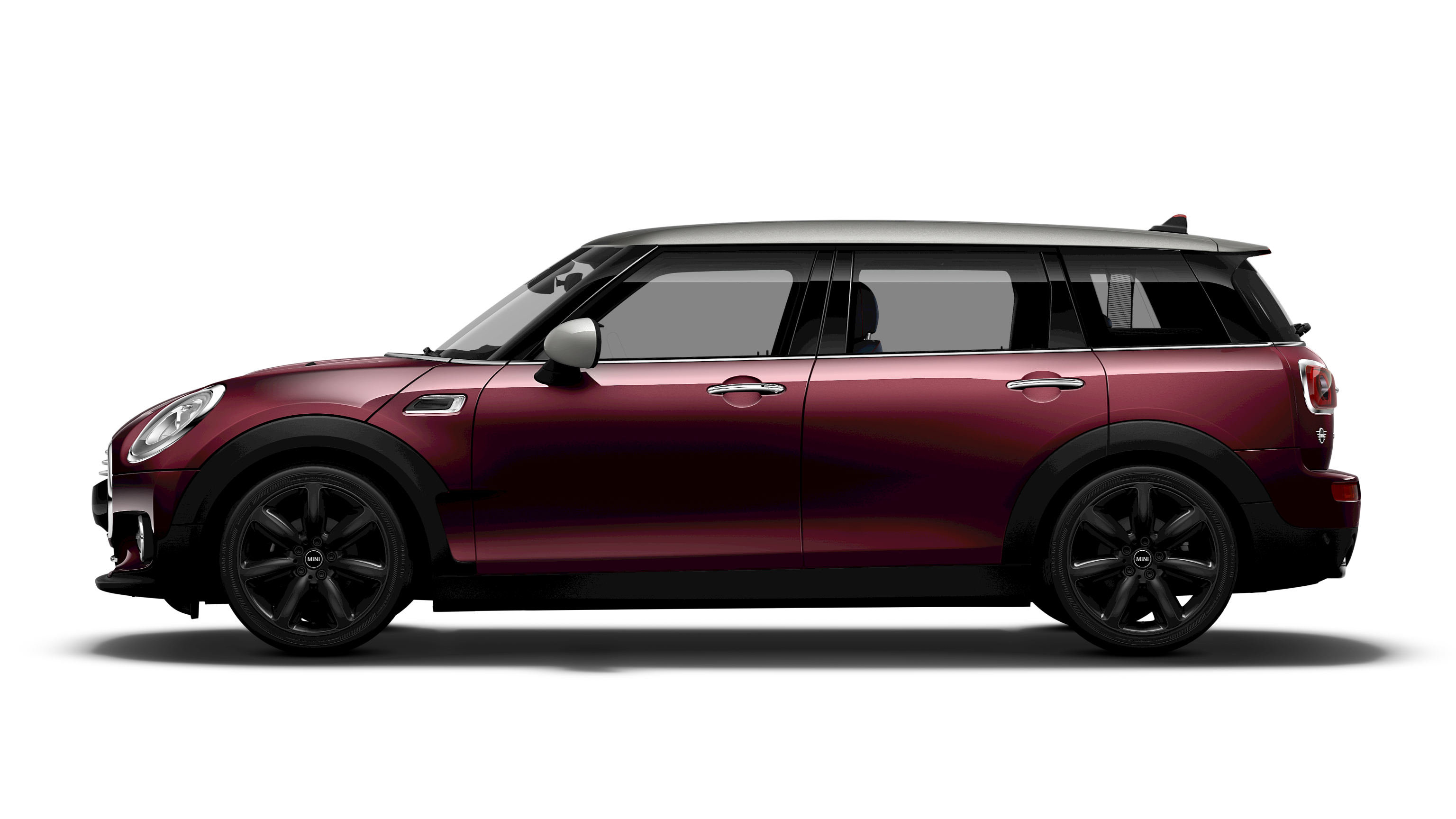 MINI CLUBMAN SIDE VIEW