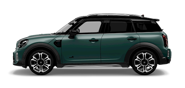 MINI COUNTRYMAN SIDE VIEW