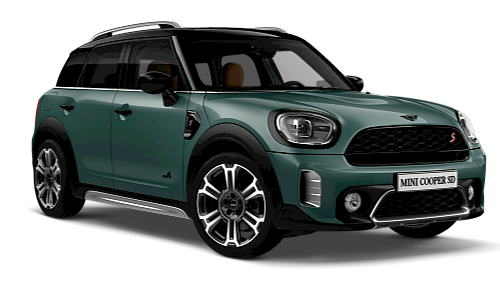 The New MINI Crossover