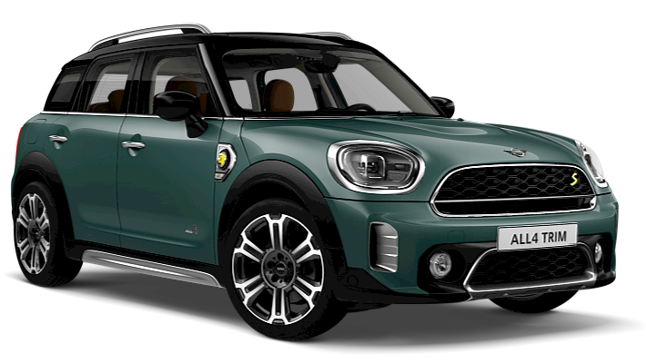 MINI Countryman - Front View - ALL4 Trim