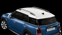 MINI Cooper S Countryman ALL4 roof and exterior mirror caps