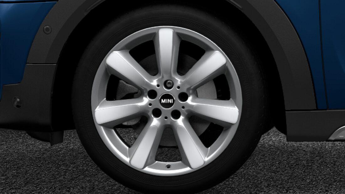Легкосплавные колеса MINI Cooper S Countryman ALL4.