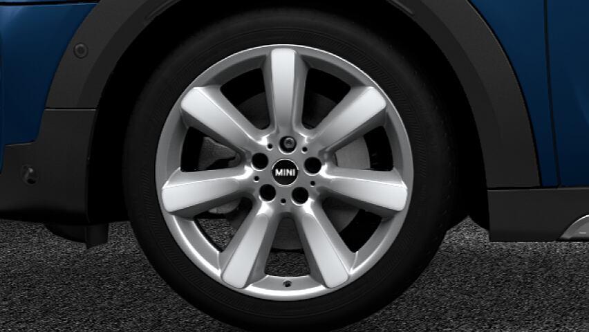 MINI Cooper S Countryman ALL4 light alloy wheels