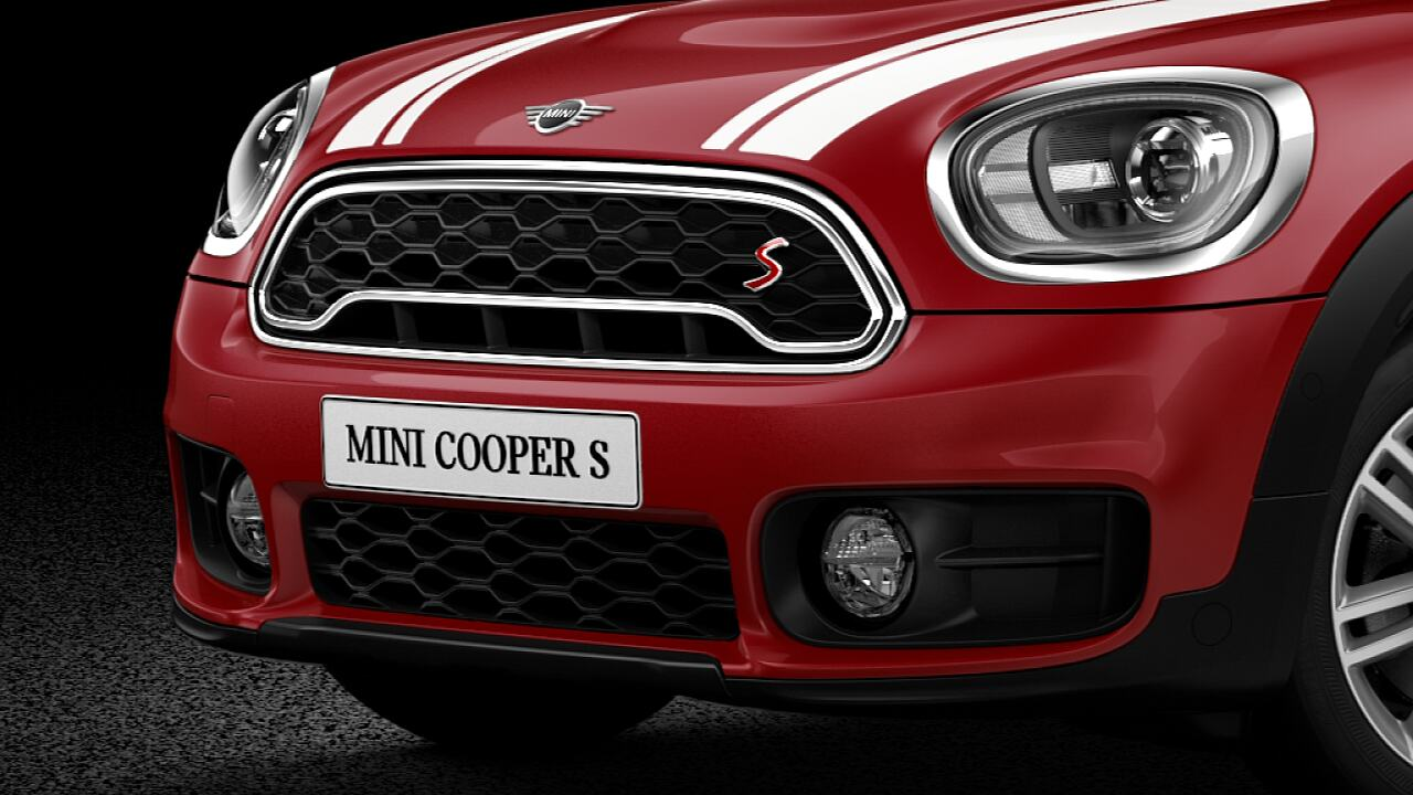 MINI COOPER SD CROSSOVER.