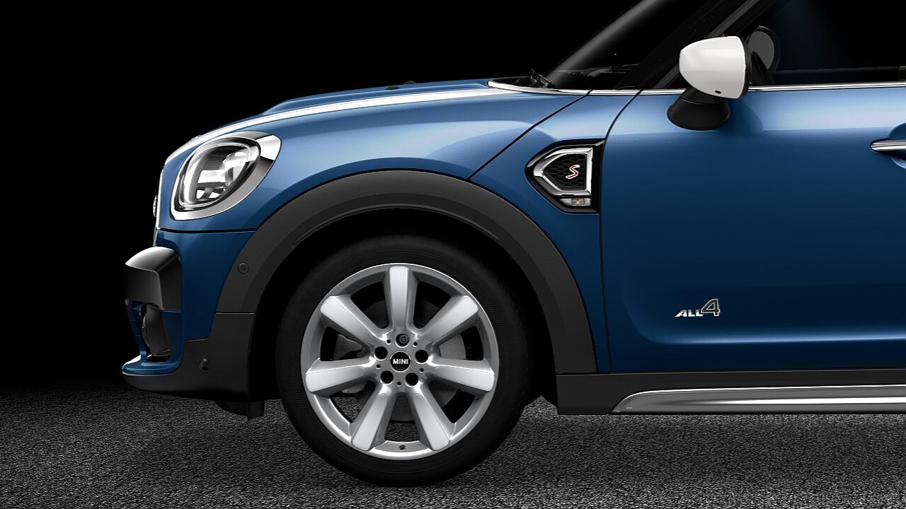 "MINI Countryman 19""Легкосплавні диски Edge Spoke styling - COUNTRY."