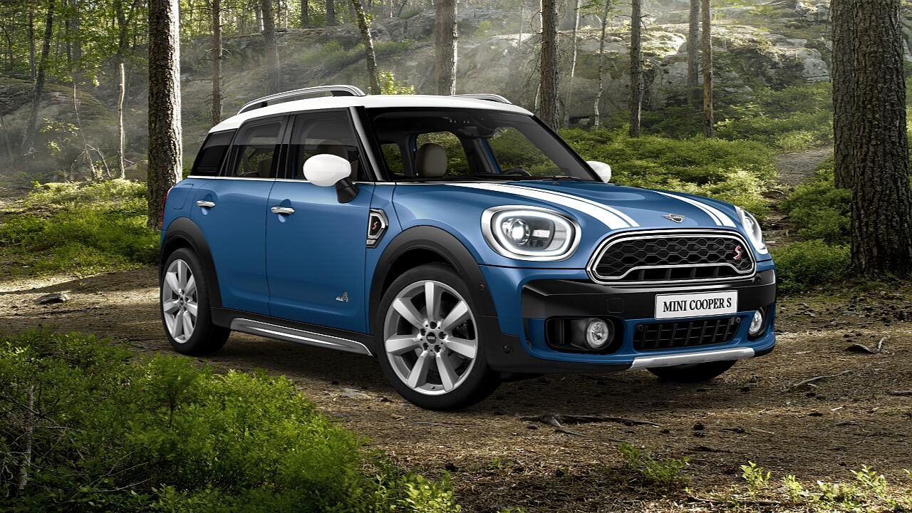 MINI Countryman - COUNTRY.