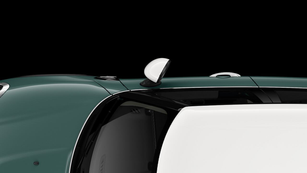 MINI Cooper S Countryman – roof