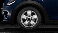MINI Cooper D 5 Kapı 15 inç heli kollu hafif alaşım jantlar