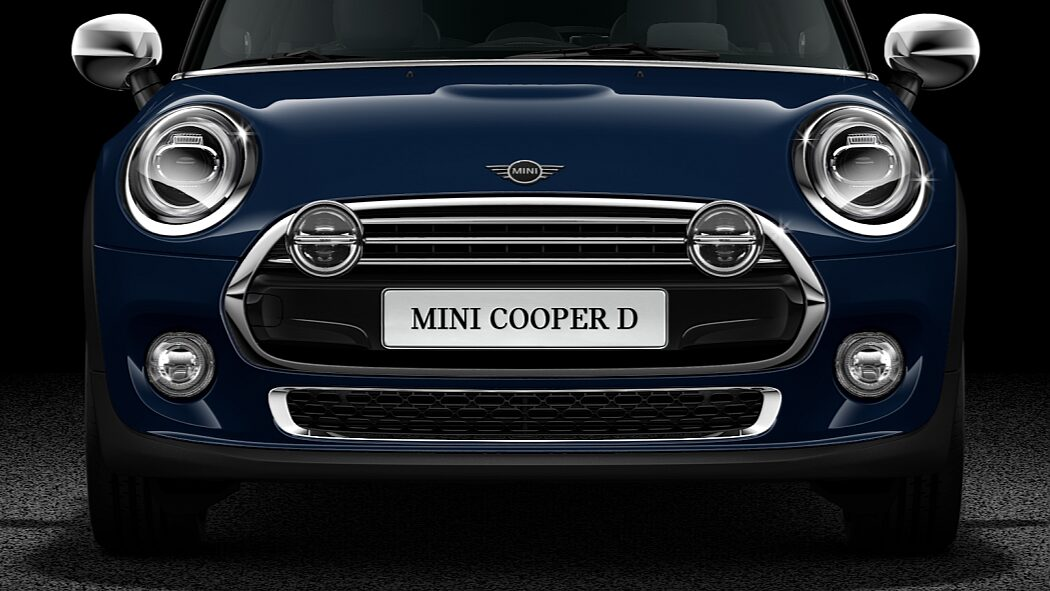 MINI Cooper D Hatch 5-Door front LED headlights