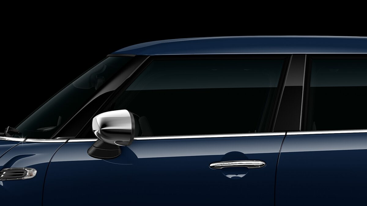 MINI Cooper D Hatch 5-Door dynamic roofline
