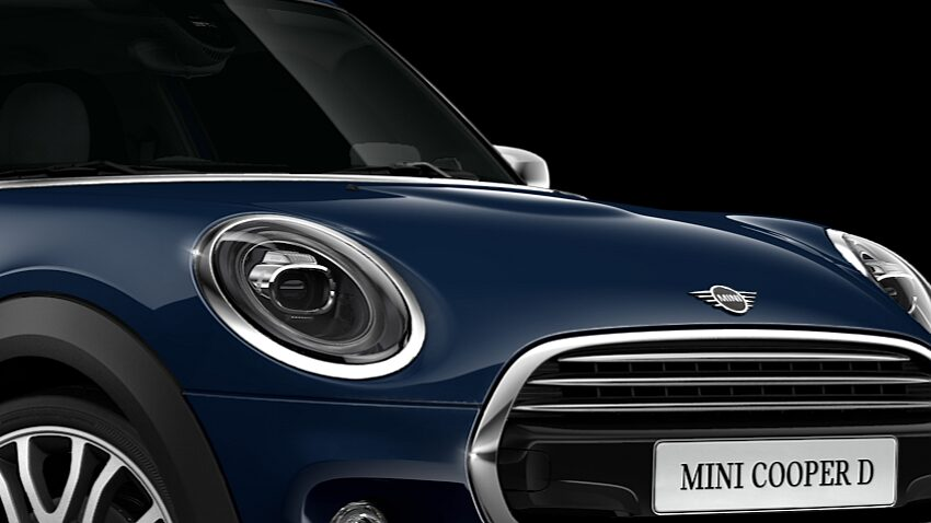 MINI Cooper D Hatch 5-Door flush engine hood