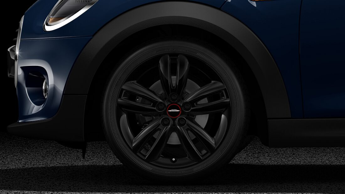 "MINI Cooper D Hatch 5-Door 17"" multi-spoke light alloy wheels"