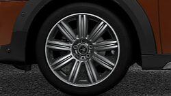 Легкосплавные колеса MINI Cooper Countryman ALL4.