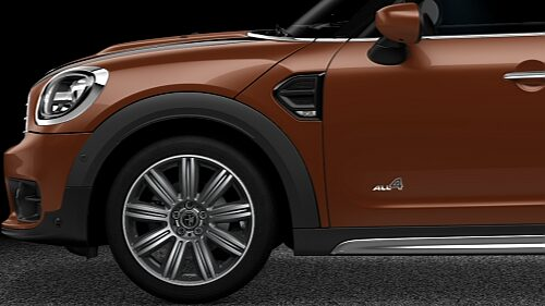 ЛоготипMINI Cooper Countryman ALL4