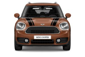 MINI Cooper All4 Countryman front profile