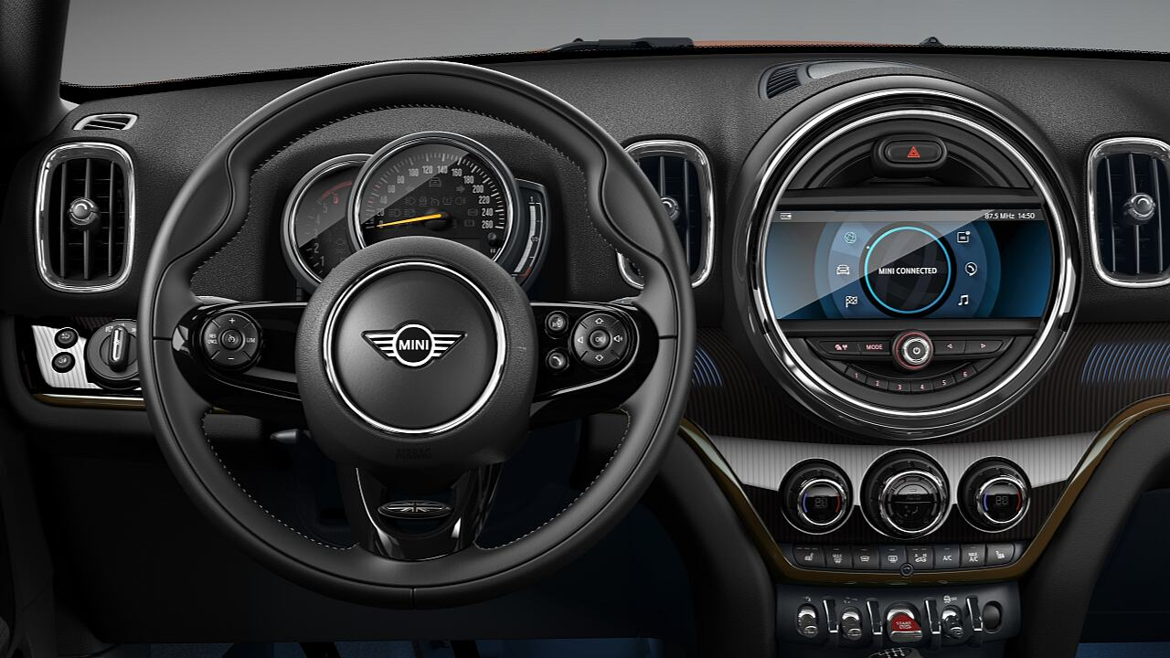 MINI Countryman Wired package - CITY.