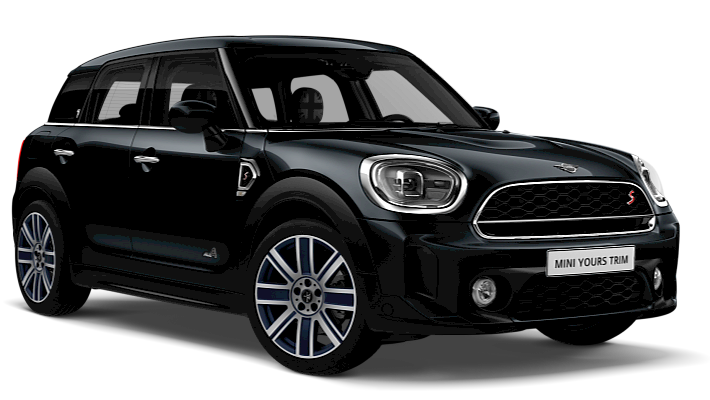 MINI Countryman - Front View - MINI Yours Trim