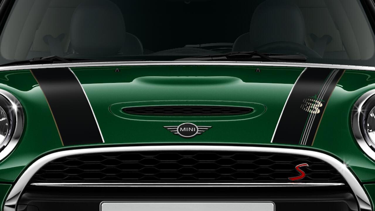 MINI Cooper S 3 Door – Bonnet Stripes
