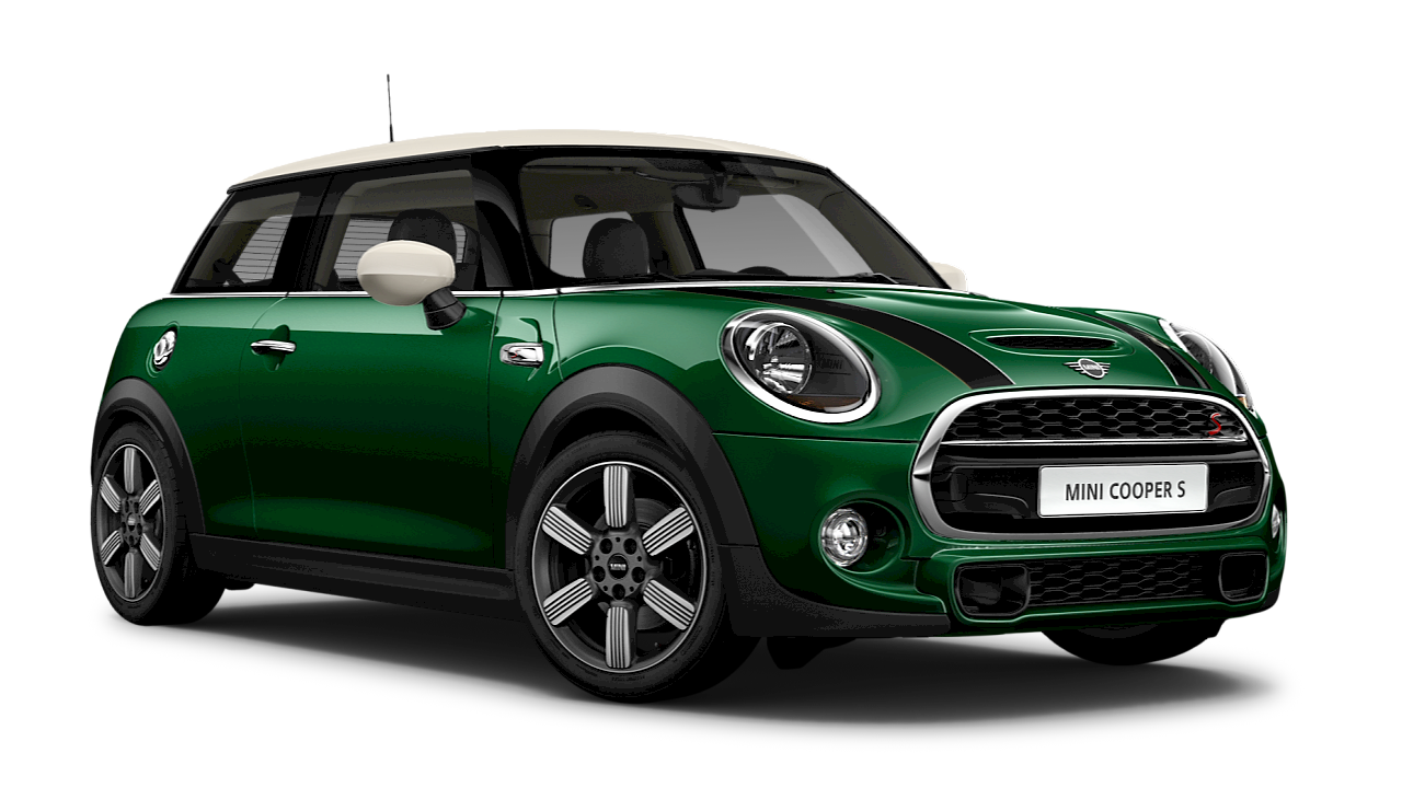 MINI Cooper S 3-door Hatch