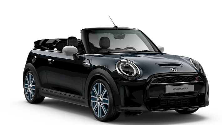 MINI Cooper S Convertible - Front View - MINI Yours Trim