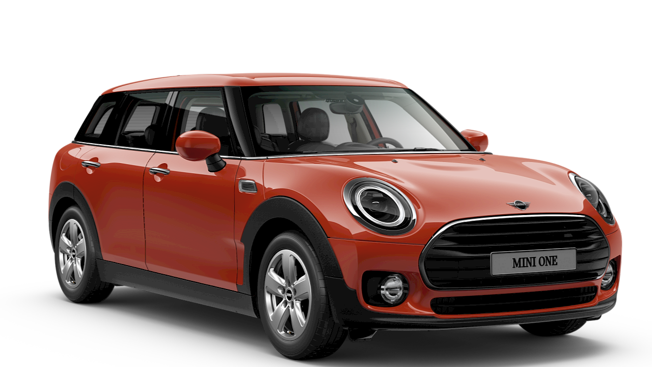 MINI One Clubman – изглед отстрани