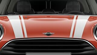 MINI One Clubman – bonnet stripes